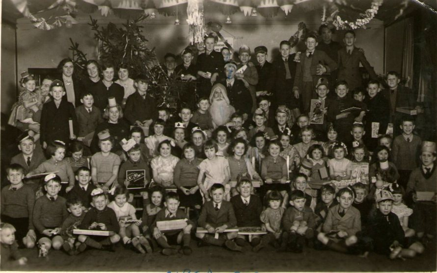 Christmas Party 1932
