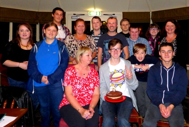 Hedon Youth Group - 5 years old!