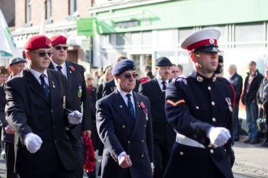 Royal British Legion - Jayne Arksey