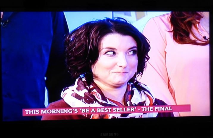 Lucy Brooke on This Morning