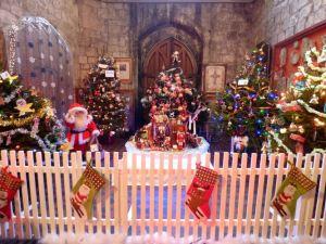 Festival of Christmas Trees centrepiece 2014