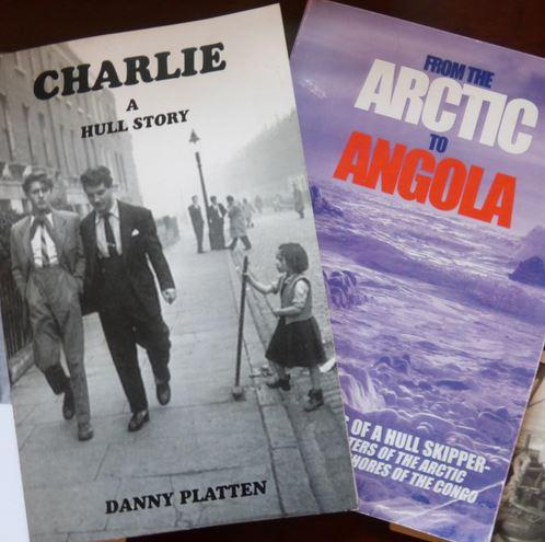 Danny Platten books