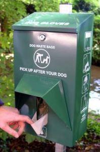 Poop scoop bag dispenser JRB Enterprise