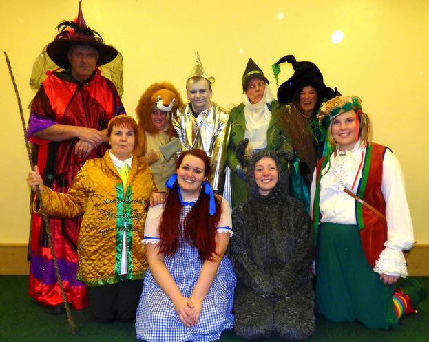 Wicked Witches of Oz cast