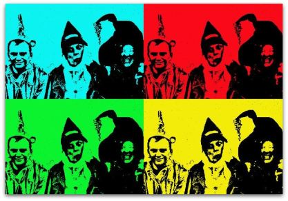 Wicked Witches Pop Art