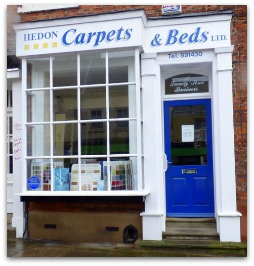 Hedon Carpets & Beds Feb 1st 2015