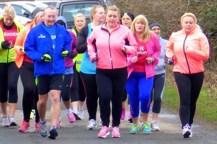 Hedon Fitmums in action
