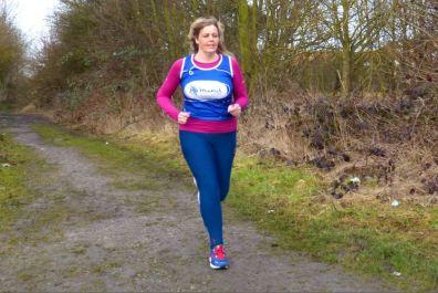 Helen Graham running for MIND