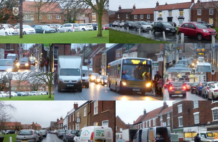 Parking collage 2