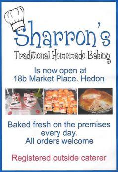 Sharrons leaflet