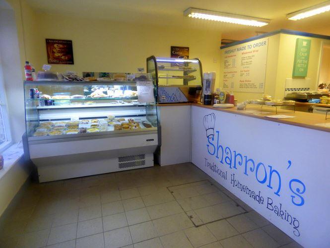 Sharron's shop