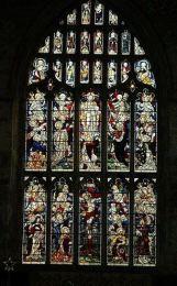 Stained glass 1 - Chris Barnett