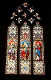 Stained glass 3 - Chris Barnett
