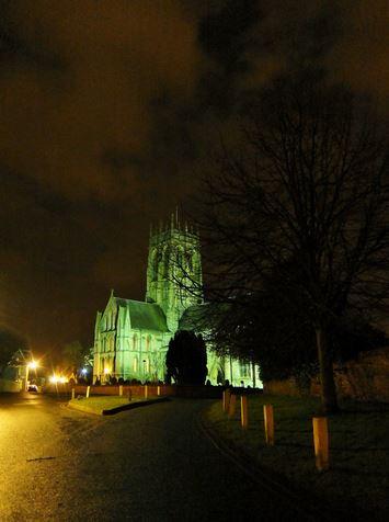Atmospheric church