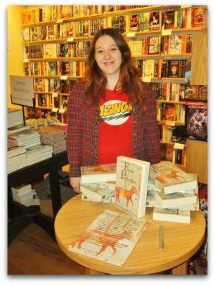 Katy Miller Book Signing York