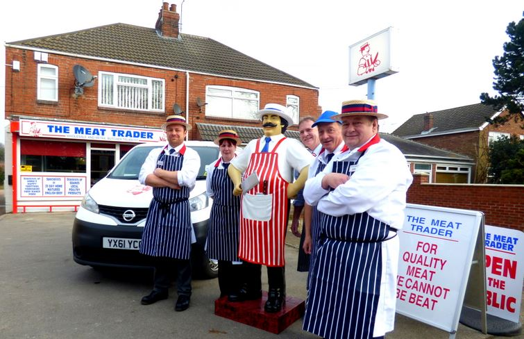 Meat Trader staff