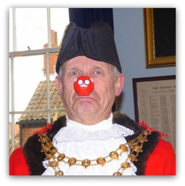 Red Nose Day Mayor