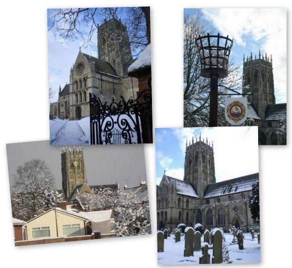 Snowy Church Photos Jim Lindop