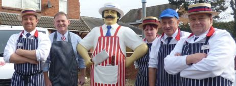 The Meat Traders staff