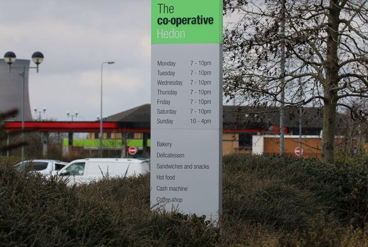 Co-operative Hedon