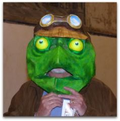 FrogFest David Thompson