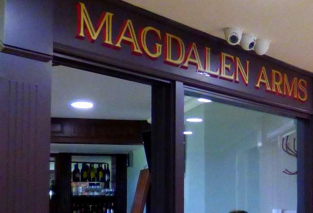 Magdalen Arms snip