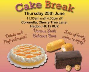 MS Society Cake Break 15
