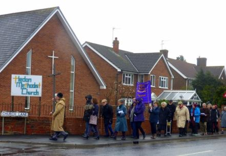 Hedon Methodist witness