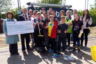 Hedon Youth Group £200