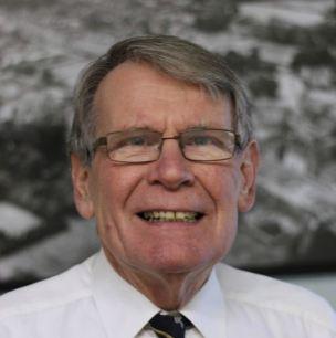 Councillor Neil Black Mayor Elect