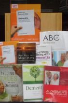 Dementia books - Hedon Library Window Display