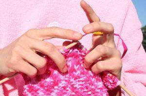 Knitting wikipedia