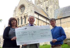 St Augustine's Church £500