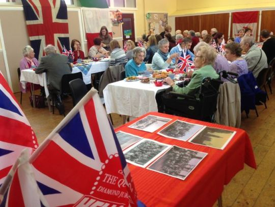 VE Day Lunch
