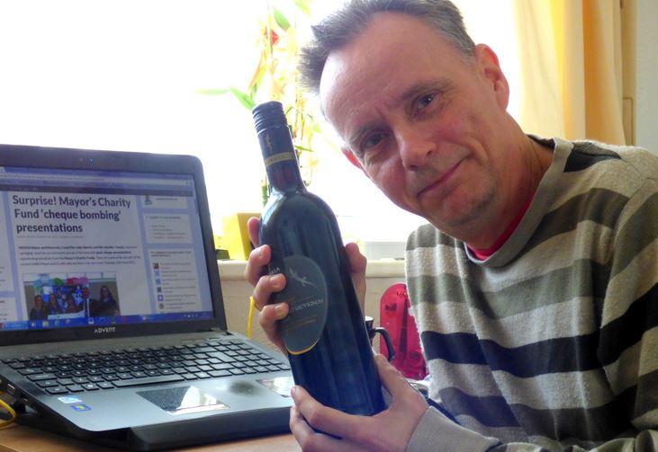 Wine from John Dennis for the 1 million