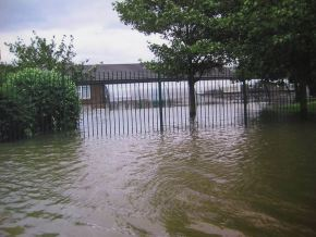 Hedon Inmans Flood - Janet Smith 1