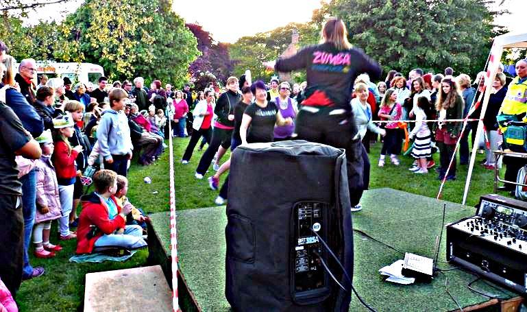 Market Hill Jubilee 2012