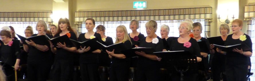 Holderness Grange Choir banner