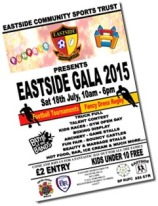 Eastside Gala Poster