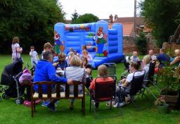 The Station fun day