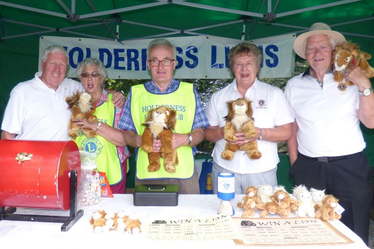 Holderness Lions Preston Show 15