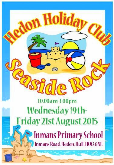 Holiday Club Poster 2015