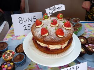 Home made cake - Hedon Street Angels