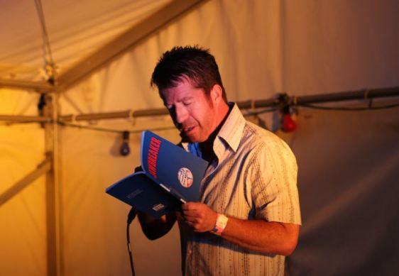 Mike Watts poet