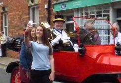 Selfies with the Mayor
