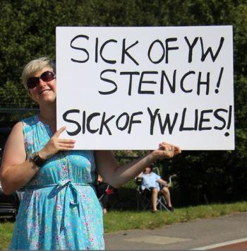 Sick of YW stench - Rachel Cliffe