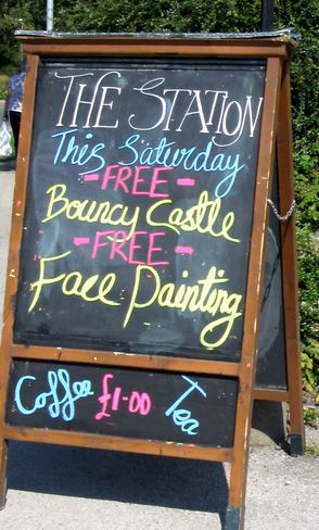 Saturday at Station during HedFest