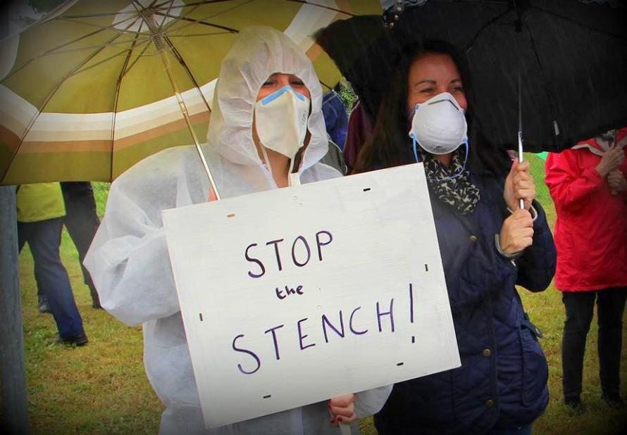 Stop the stench