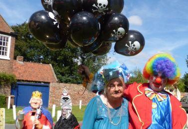 Tom the Clown