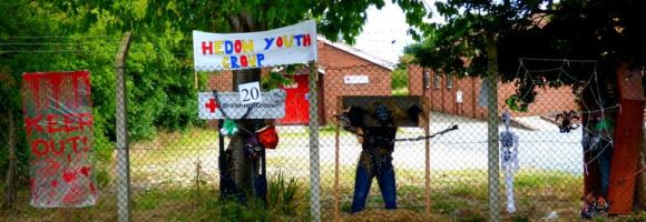 Hedon Youth Group Horror Theme